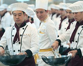 北方钓鱼台烹饪学校教学模式