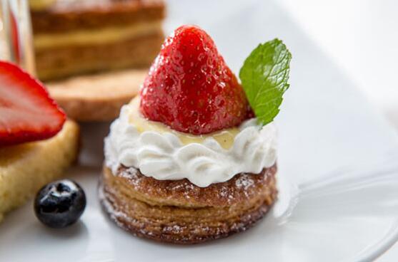 英式草莓蛋糕